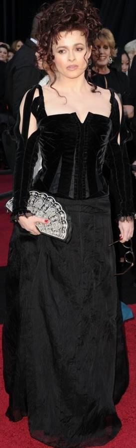 helena-bonham-carter-2011 oscar gown