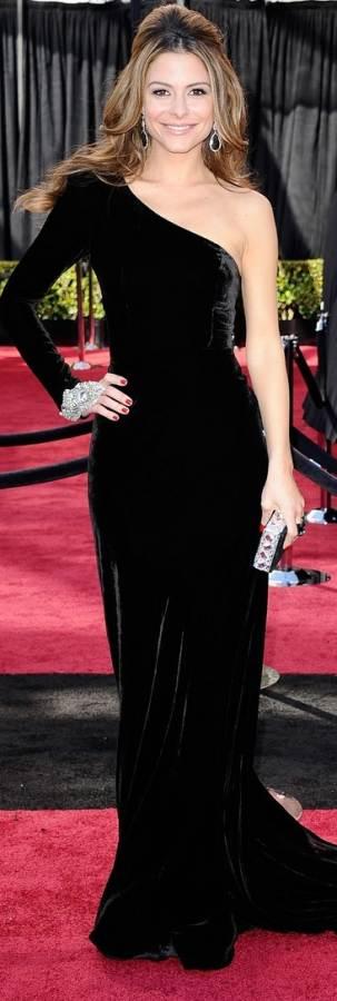 maria-menounos-2011 oscar gown