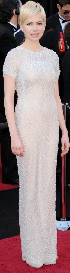 michelle-williams-2011 oscar gown