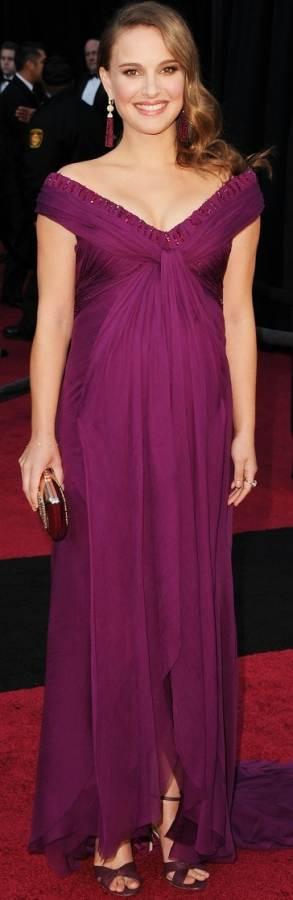 natalie-portman-2011 oscar gown