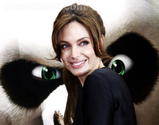 Angelina Jolie Kung Fu Panda 2