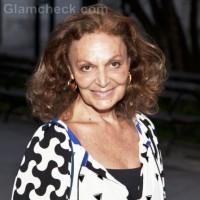 Diane Van Furstenberg Launches New Fragrance DIANE