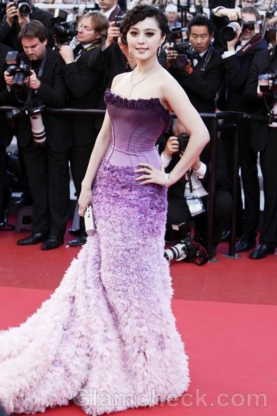 Fan-Bingbing-2011-Cannes-film-festival-Versace-The-Artist-Premiere