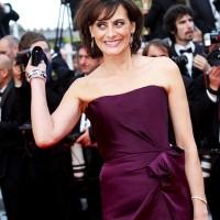 Ines-de-La-Fressange-purple-gown-2011-cannes-film-festival-sleeping-beauty