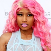 Nicki Minaj pink hair 2011 Billboard Music Awards