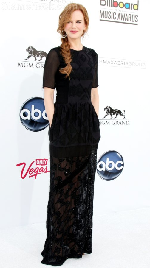 Nicole Kidman style 2011 Billboard Music Awards