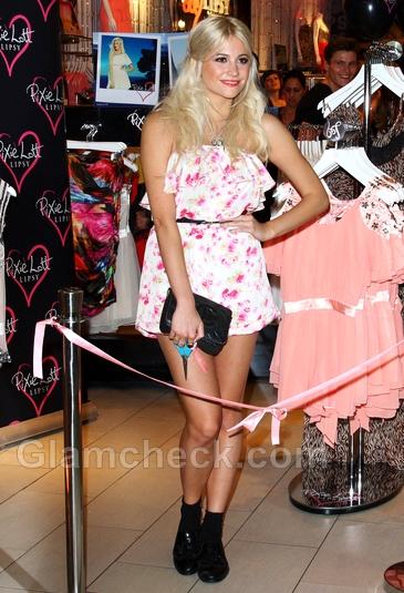 Pixie-Lott-summer-dress