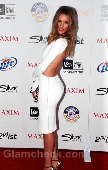 Rosie-Huntington-Whiteley-backless-white-max-mara-dress