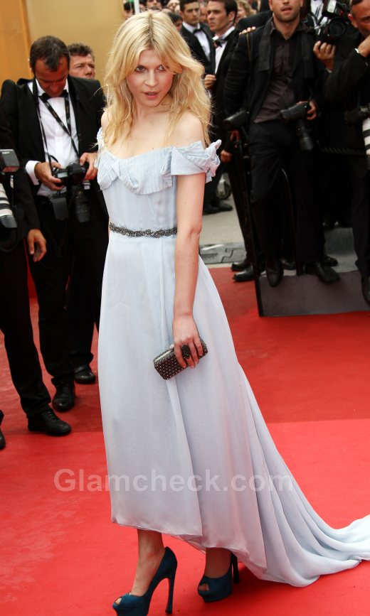 Worst dressed celebrities Clemence Poesy cannes 2011