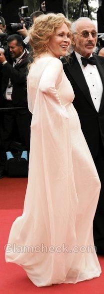 Worst dressed celebrities Faye Dunway