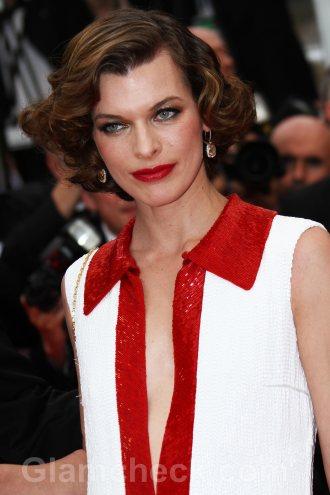 Worst dressed celebrities Milla Jovovich
