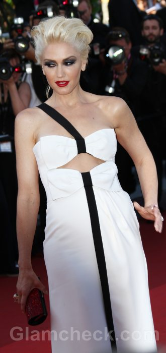 Worst dressed celebrities gwen stefani cannes 2011