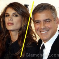 George Clooney break off Elisabetta Canalis
