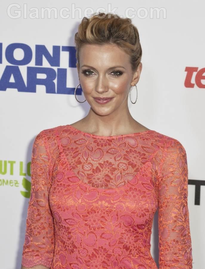 Katie Cassidy premiere Monte Carlo
