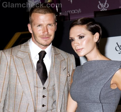 Beckhams baby gifts go to charity