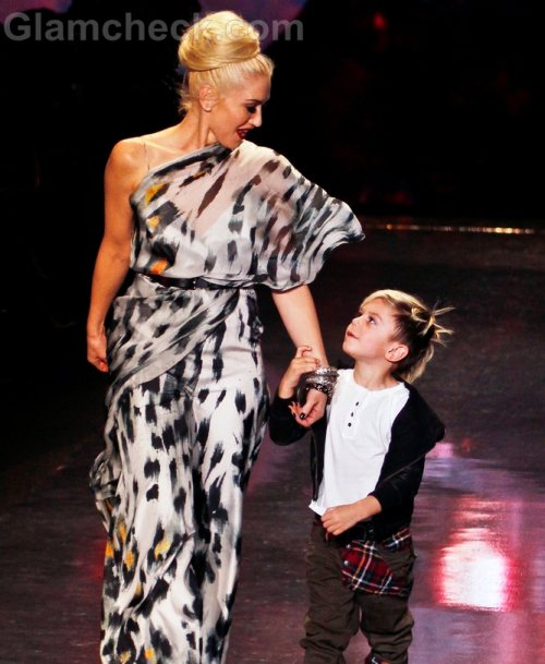 Gwen Stefani  design kids clothes target