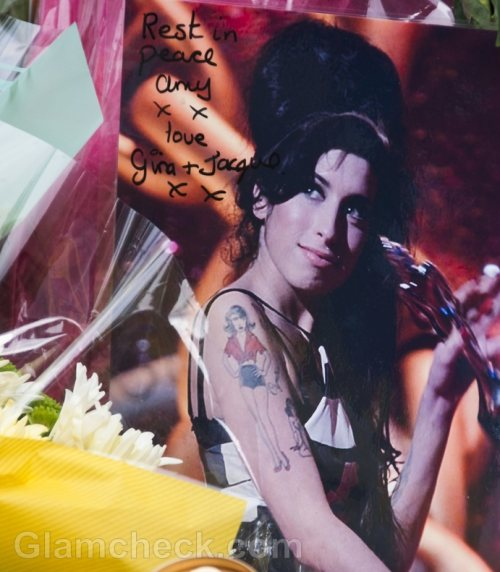 Amy Winehouse collection for fred perry