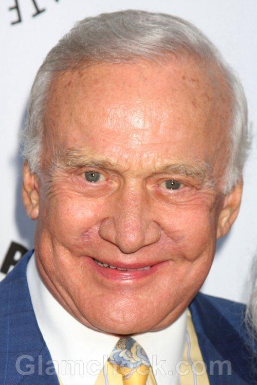 Buzz Aldrin sues stepdaughter