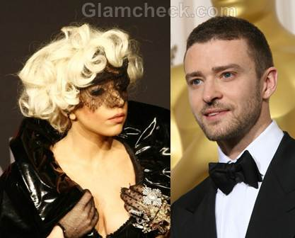 Gaga Timberlake best dressed