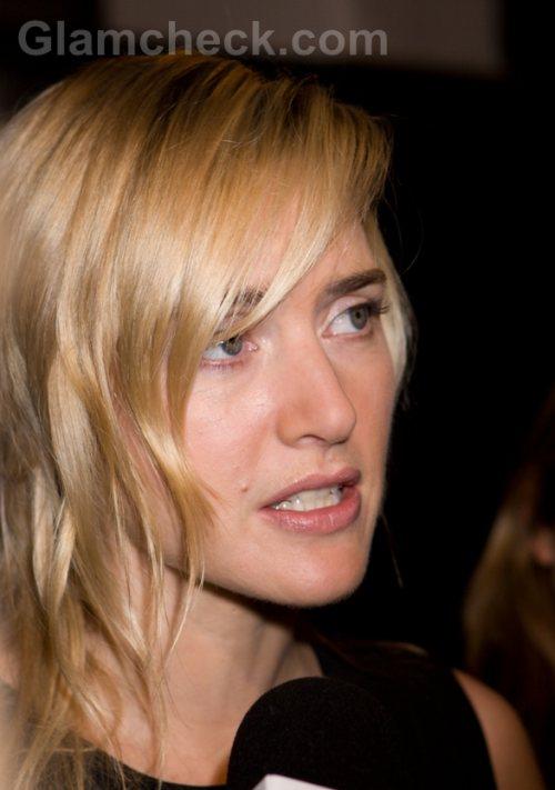 Kate Winslet escapes Fire