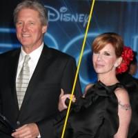 Melissa Gilbert is divorcing Bruce Boxleitner