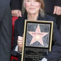 Sissy Spacek a star hollywood walk of fame