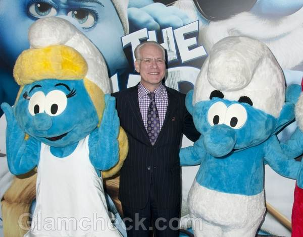 The Smurfs Sequel on the Cards