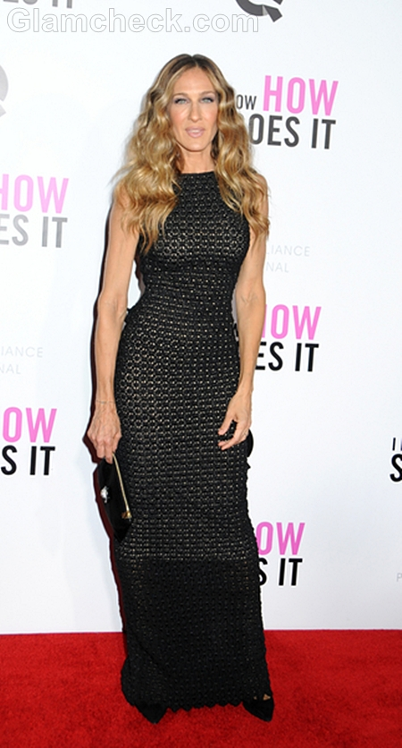 Sarah-Jessica-Parker-dress-I-Dont-Know-How-She-Does-It-Premiere