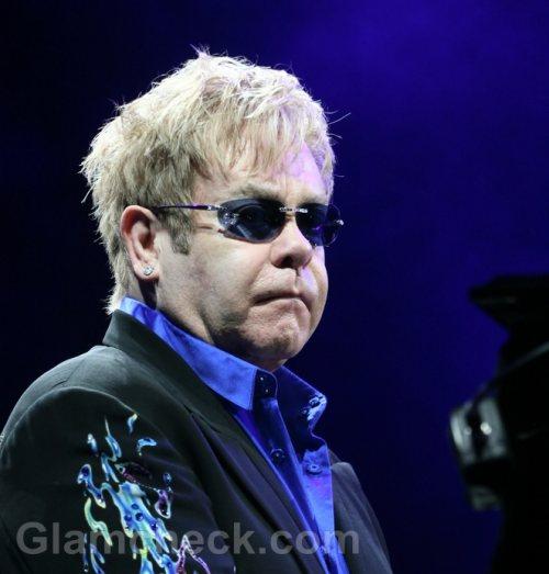 Sir Elton John files charges Unpaid Bid Charity Auction