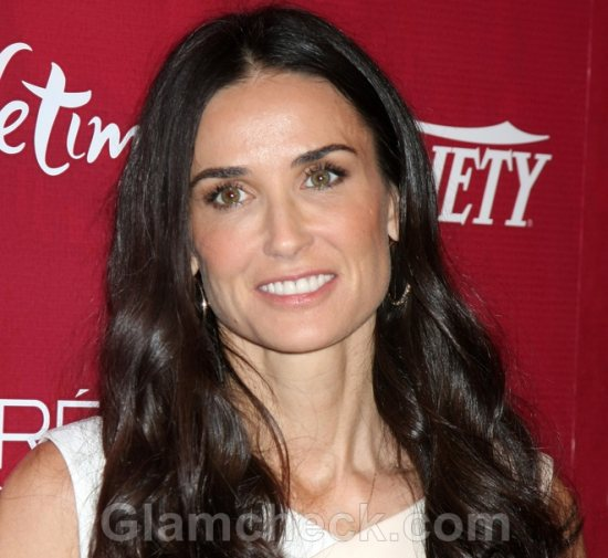 Demi Moore Faces Battery Charges