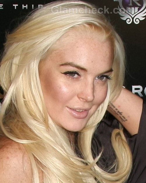 Lindsay Lohan Sent Away for Being Late on First Day of Community Service
