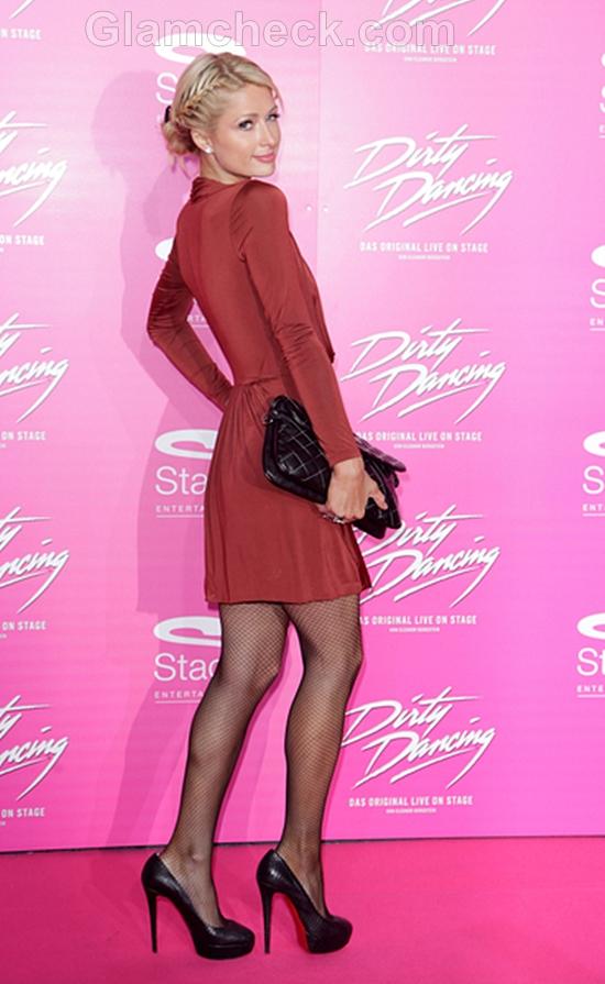 Paris-Hilton-Dirty-Dancing-Germany-Premiere