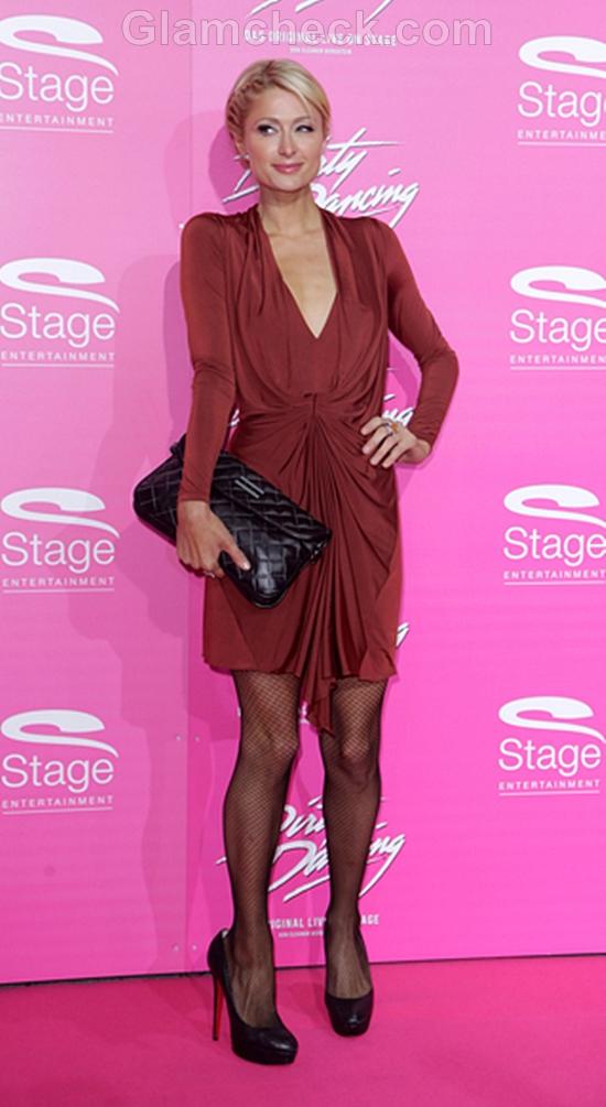 Paris-Hilton-red-dress