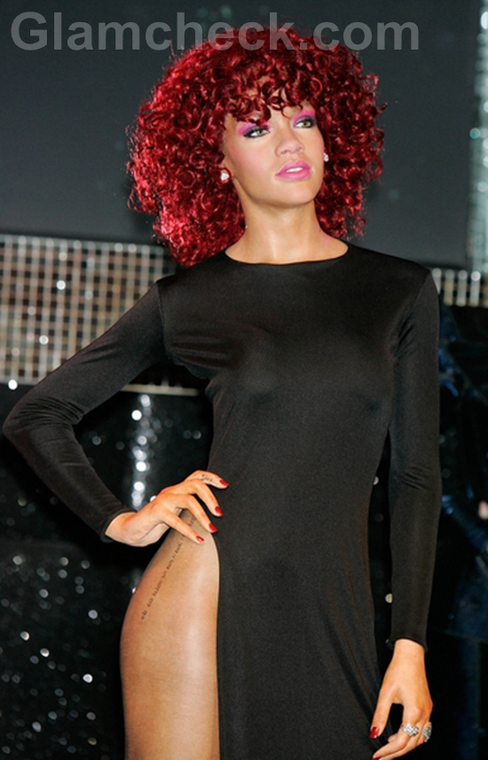 Rihanna-Wax-Figure-Unveiled-in-London