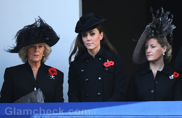 Britains-Royalty-and-Politicians-Attend-Remembrance-Sunday-Services