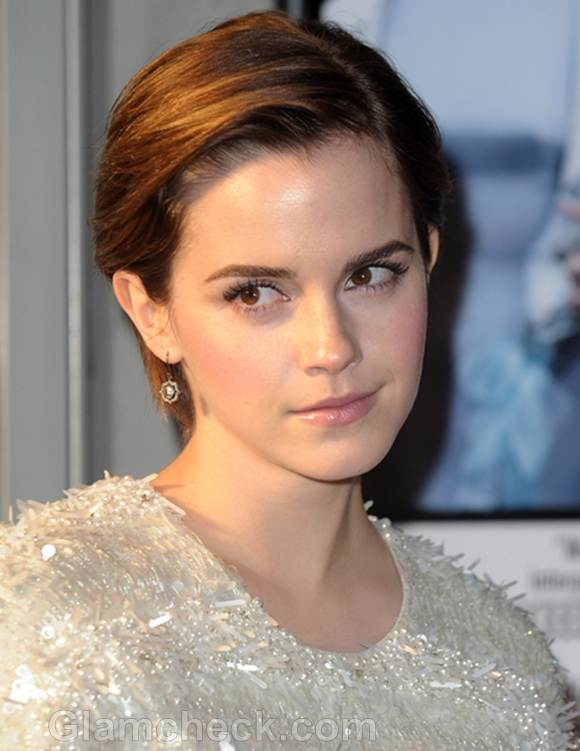 Emma watson at UK Premiere of My Week With Marilyn