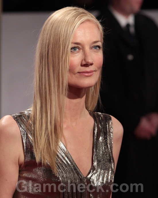 Joely richardson shimmers on red carpet at anonymous berlin