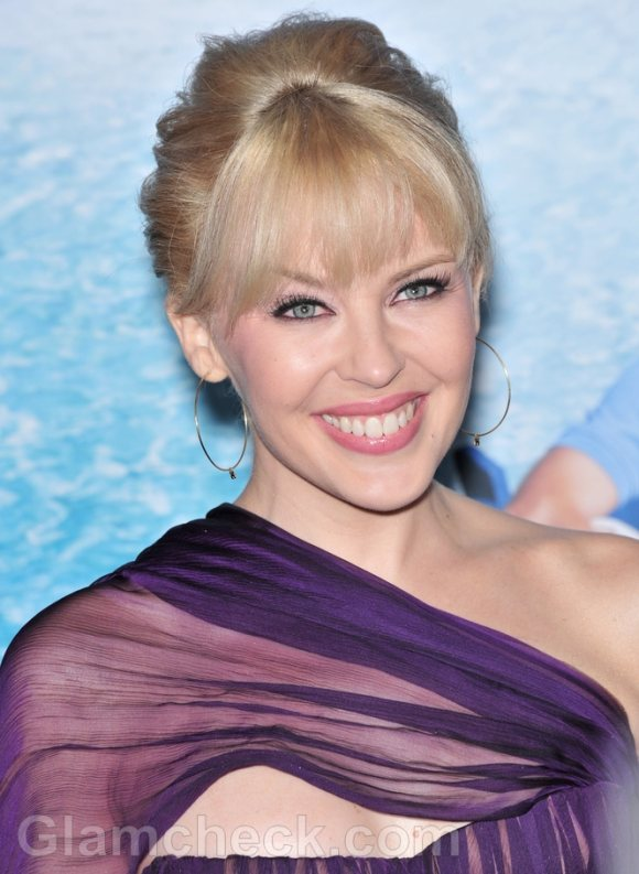 Minogue Underwear Auctioned