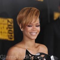Rihanna Teams Up With Armani