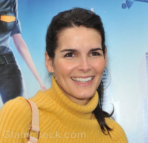 Angie Harmon Clubs India Vacay With Support for UNICEF