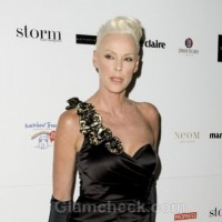 Brigitte Nielsen In Hospital Following Car Accident