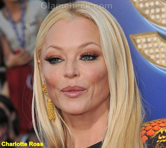 Charlotte Ross Funny Celebrity Photos 2011