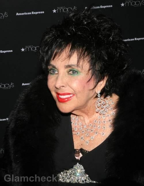 Elizabeth Taylor  Jewelry Fetches 118 Million