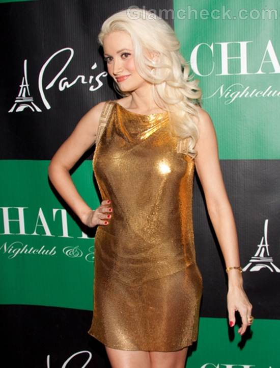 Holly Madison 32nd Birthday