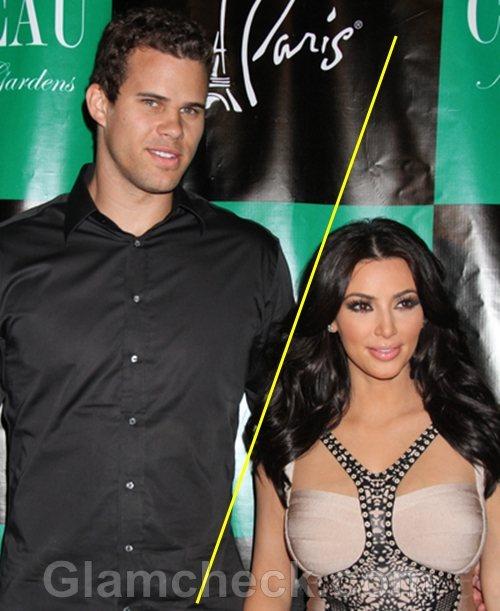 Kim Kardashian divorce 2011