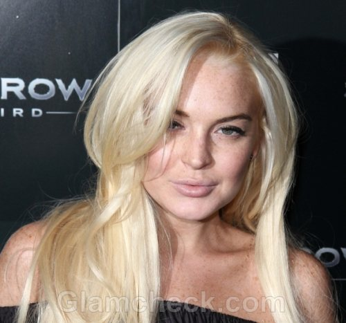Lindsay Lohan To Endorse Jag Jeans