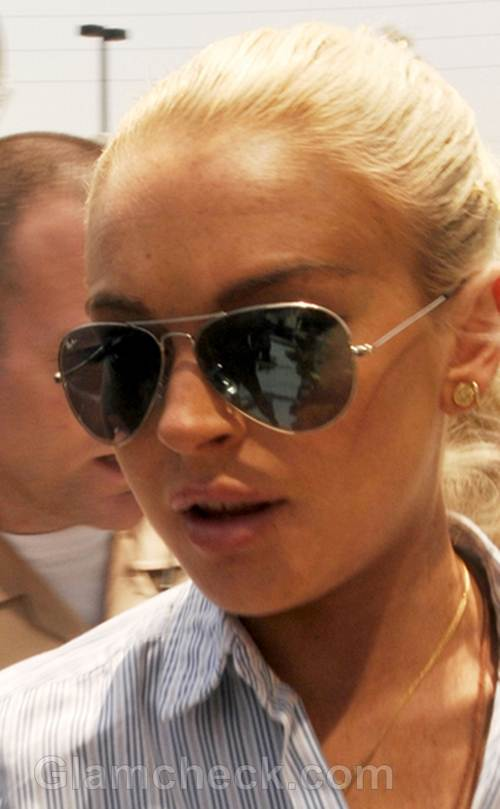 Lindsay Lohans Community Work Earns Praise from Presiding Judge