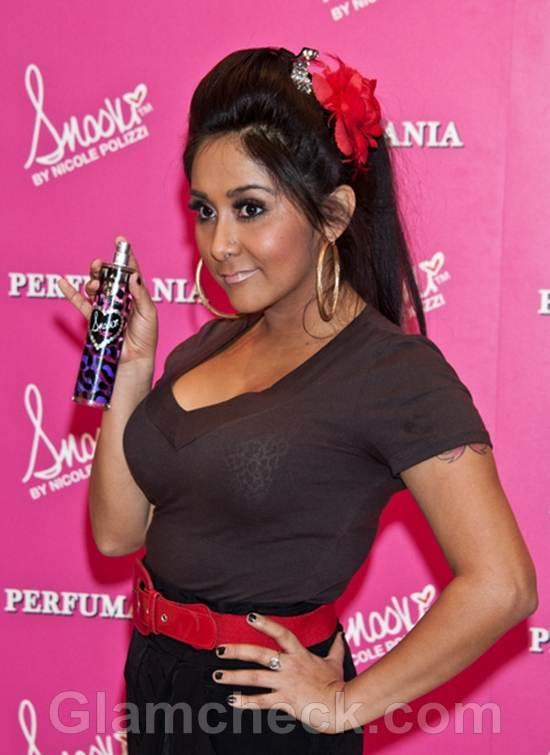 Nicole Polizzi Launches New Fragrance in NJ
