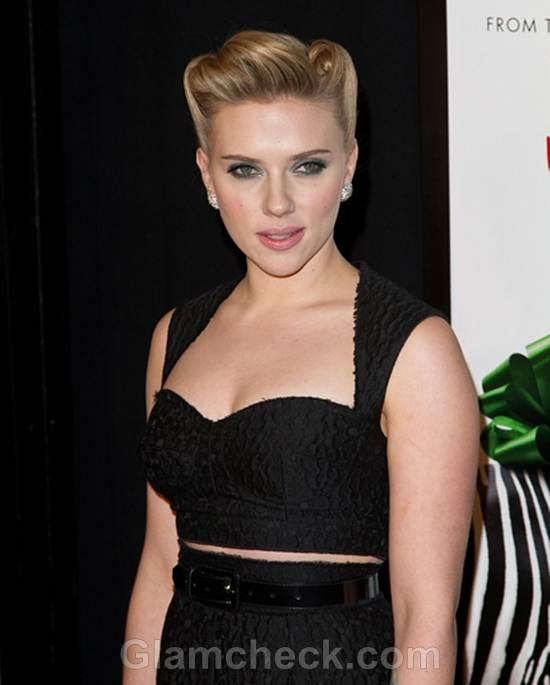 Scarlett Johansson We Bought a Zoo Premiere