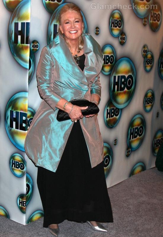 2012 Golden Globe Awards Fashion Blunders Diane Ladd